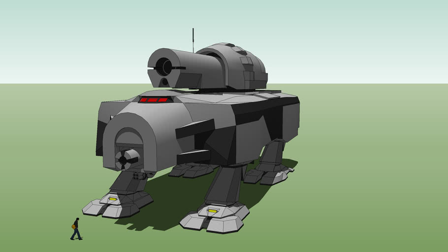 Robot moyen de soutien MWR-40