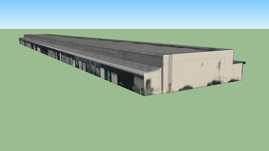 Bâtiment situé Chelsea, MA 02150, USA