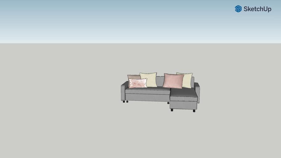 Mandaue Foam Hamilton Sofa Bed
