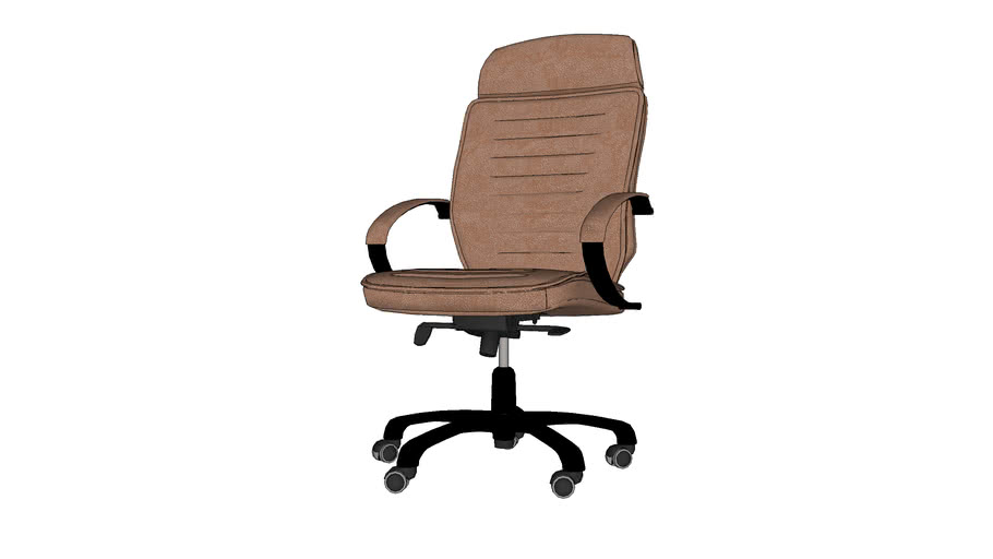 OFFICE  CHAIR VRAY2 OR HIGHER RENDER READY