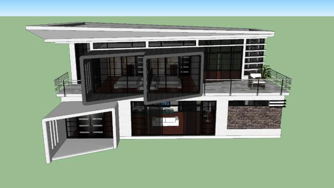 Riche's house