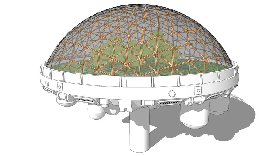 Valley Forge Biosphere Dome