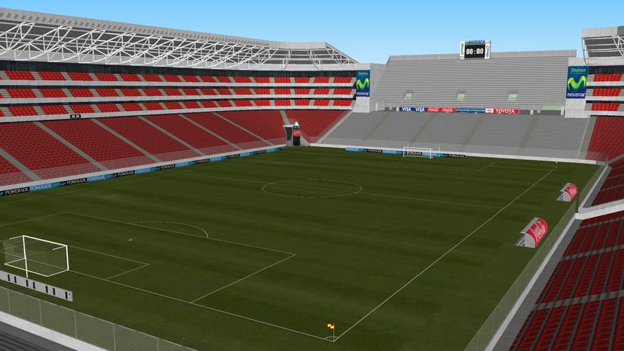 Estadio andres zuñiga