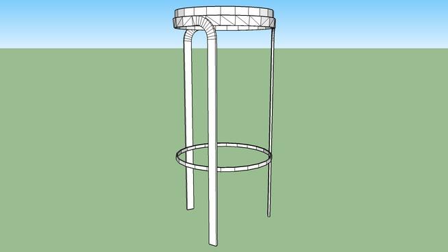 Hightower Spin Bar Stool