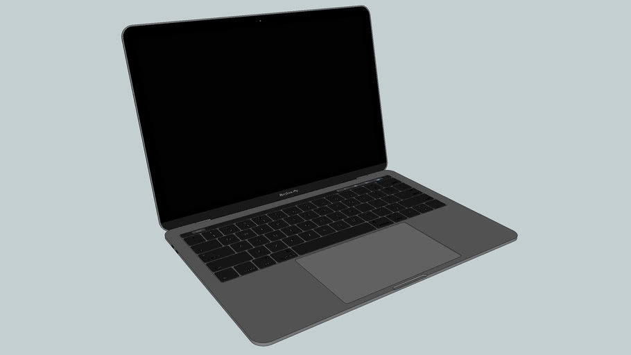 """2016 MacBook Pro 13"""" Touch Bar (Space Grey)"""