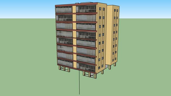 Building at Rotchild 62 Petah-Tikva