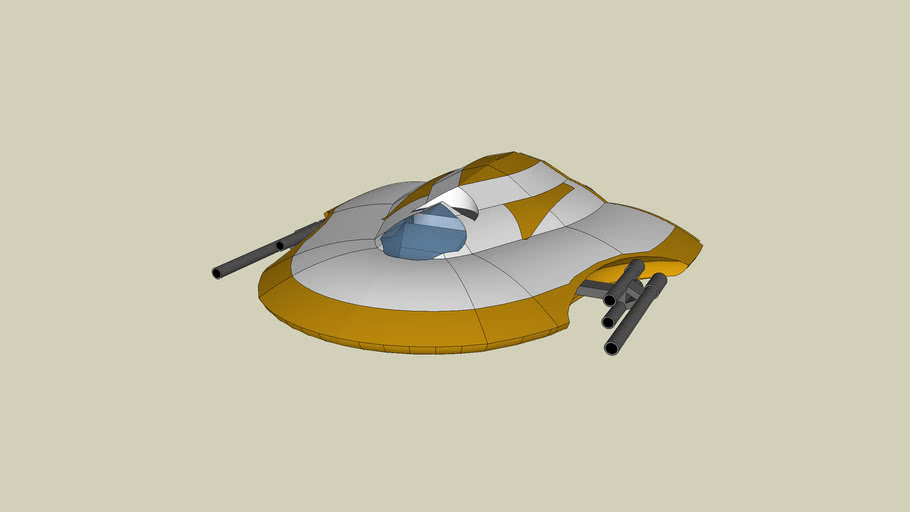 """S1 """"Spade Class"""" Interceptor"""