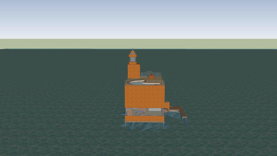maison sur îllo