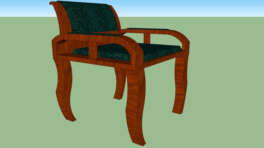 cadeira de descanço