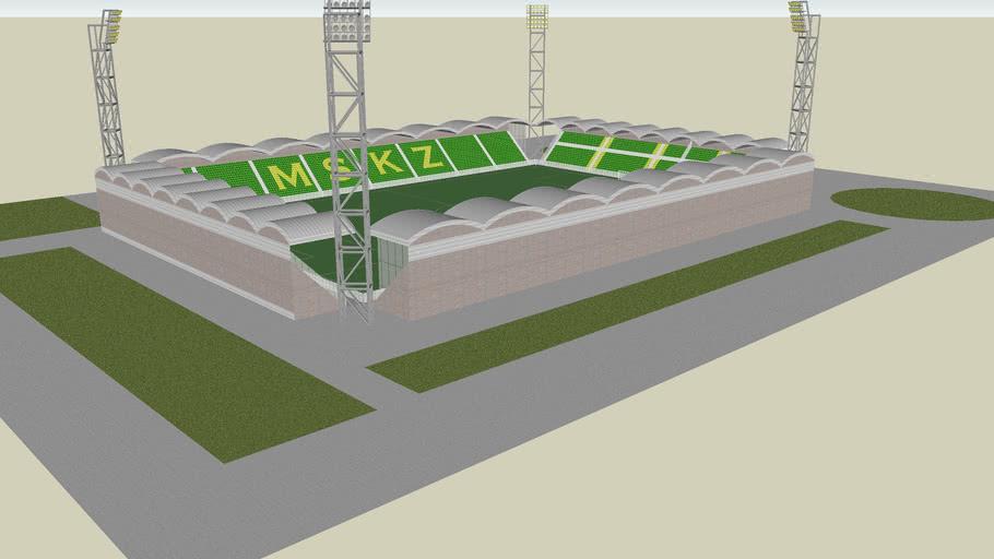Pod Dubnon Stadion MSK Zilina