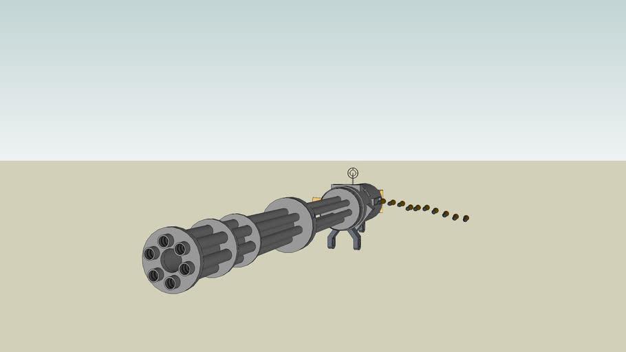 M134 GE Mningun