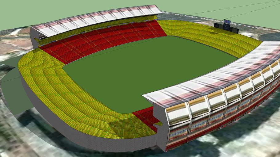 Estadio Morelia (ESRADIO MORELOS)