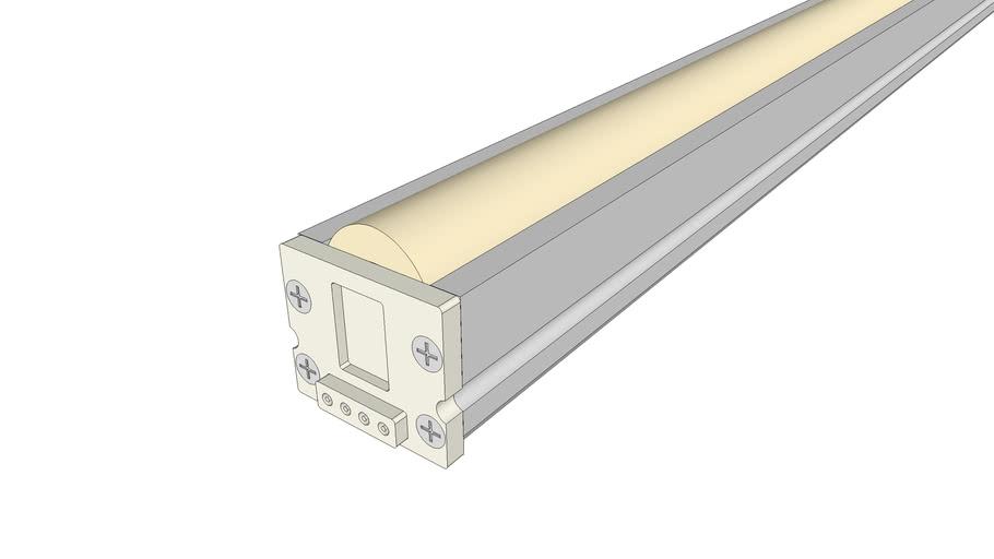 Micro Grazer Light Channel, 7W or 4.4W