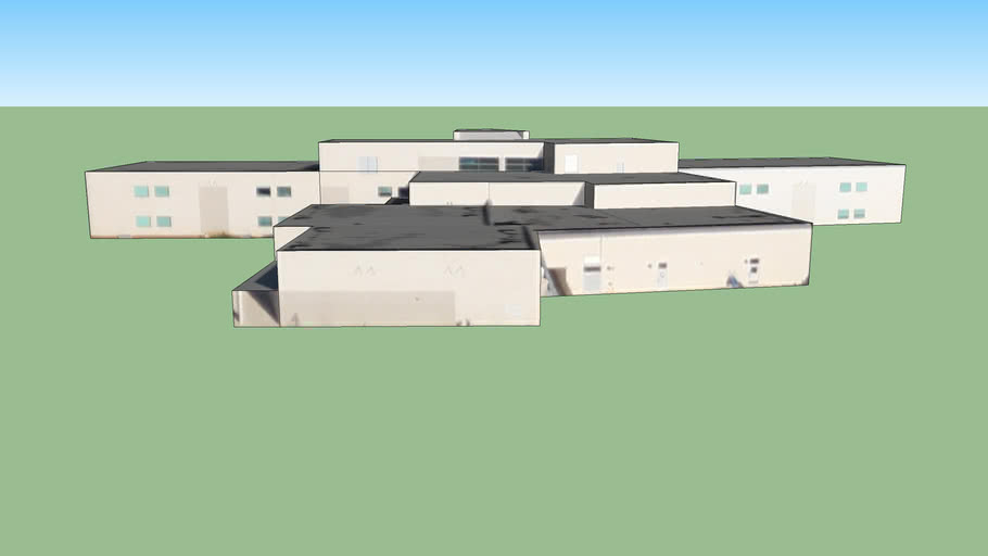 Building in Northeast San Antonio, San Antonio, TX, USA