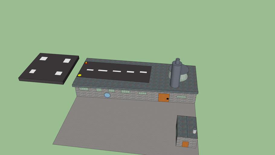 Aircraft testing Arena