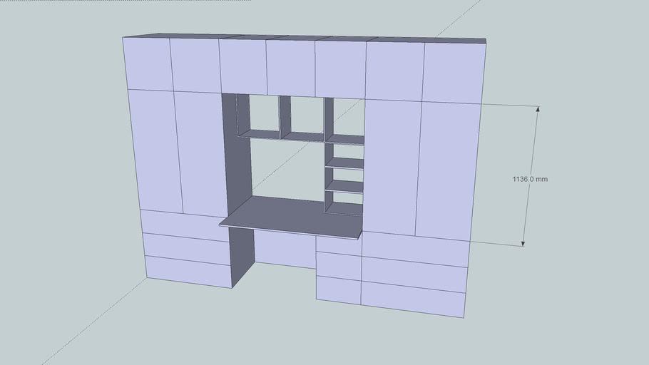 Вариант стенки 3