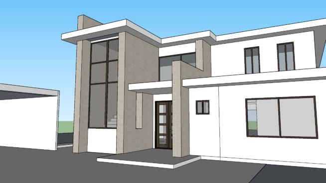 Modern House Algarrobos