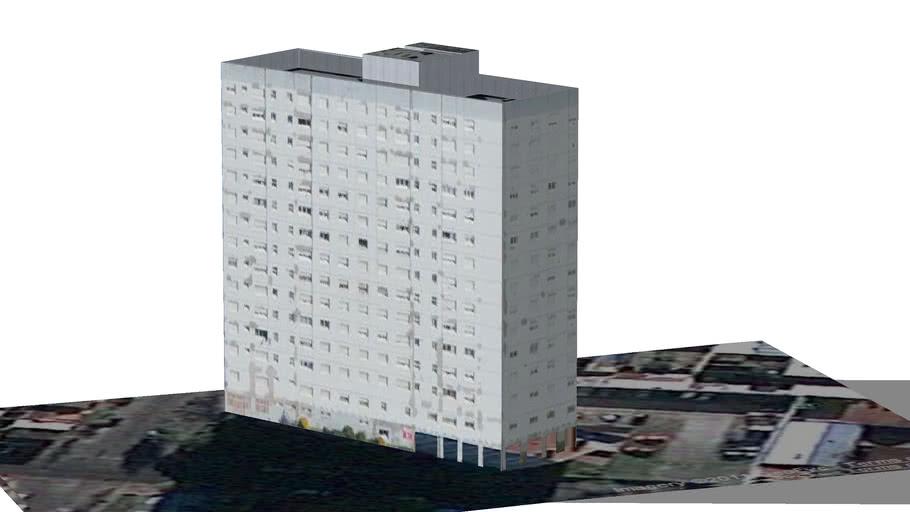 Building in 9 de Julio 5001-5099, Mar del Plata, Buenos Aires Province, Argentina