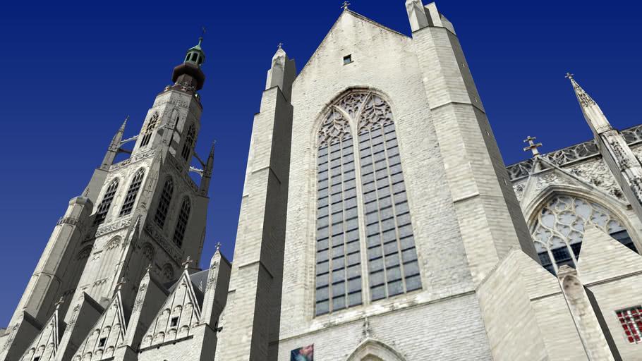 Grote of Onze-Lieve-Vrouwekerk Breda