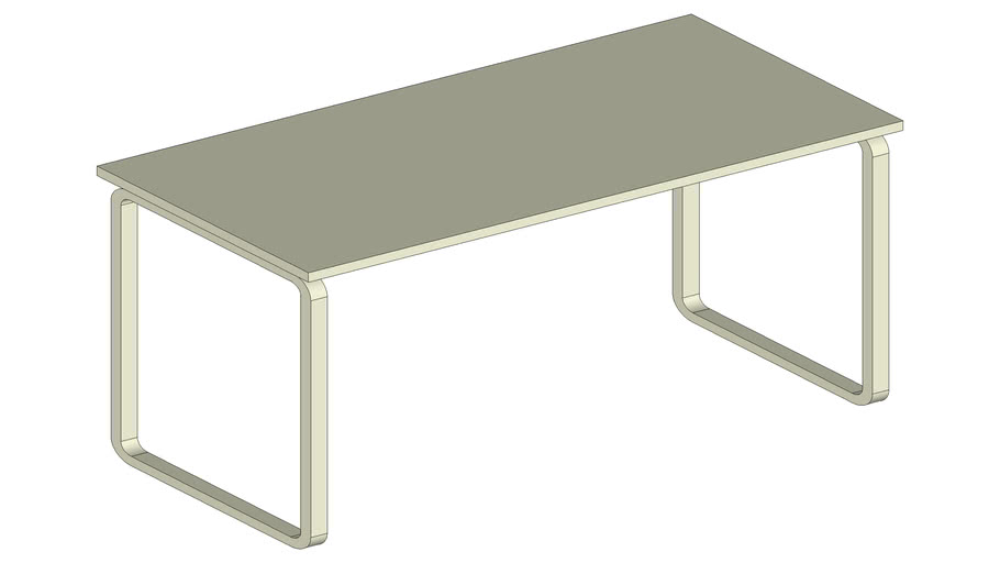 system table 6'x3'