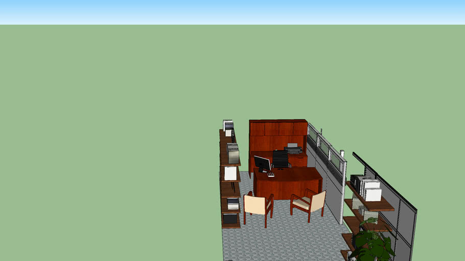 Home Office for Condominium