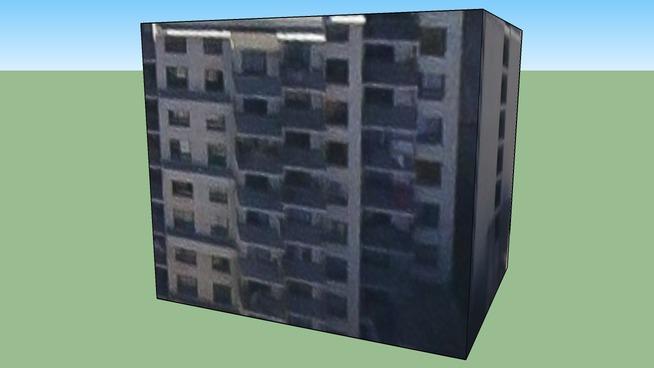 Construção em Quilicura, Santiago, Chile