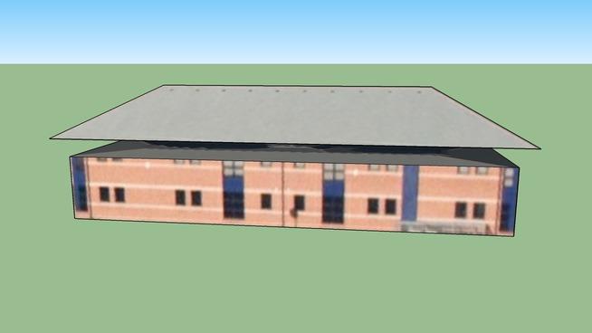 Model budovy