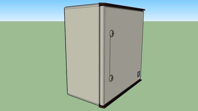 KS1444 Rittal compact Plastic enclosure