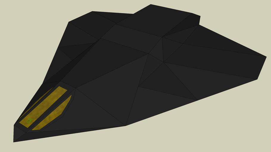 """F-26 """"BLACK HORNET"""""""