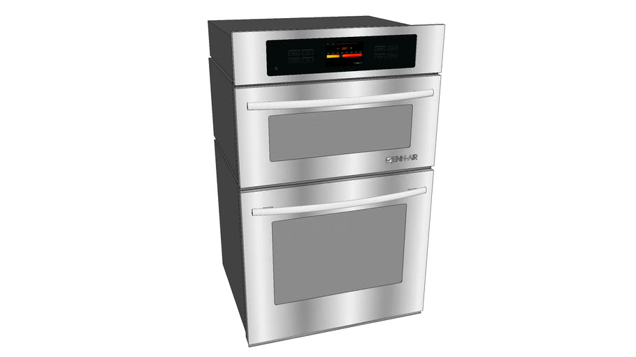 27 Combination Microwave Wall Oven
