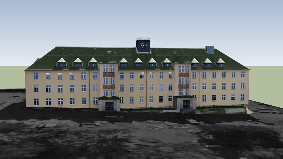 Hochschule Fulda - Gebäude M