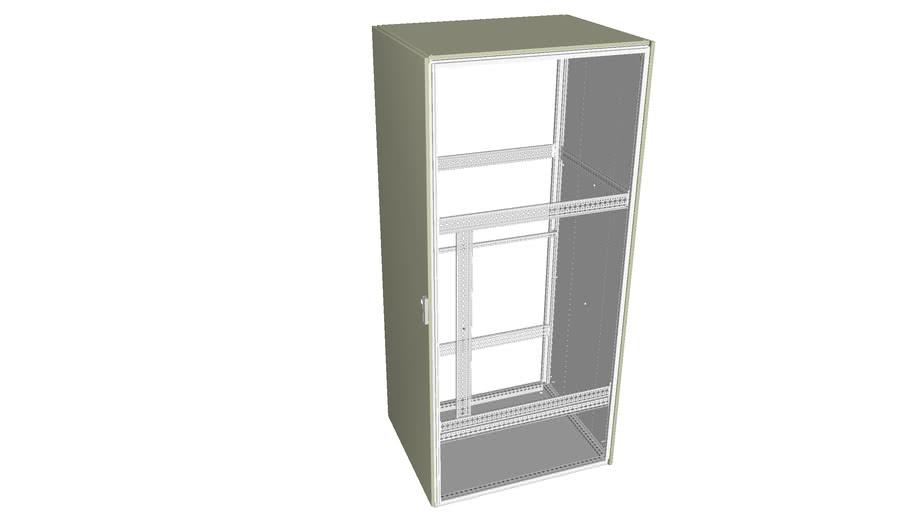 RITTAL ts8 enclosure 2200x800x1000 mm