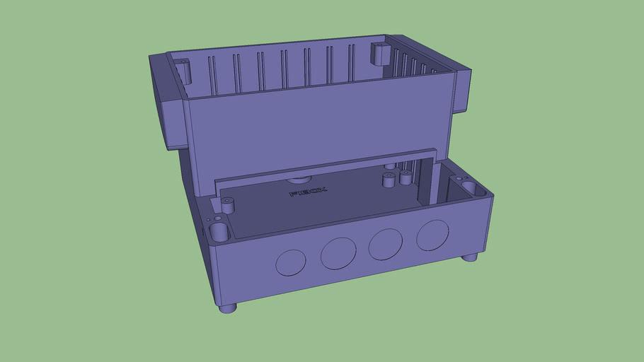 Fibox PC 17/16-3 Enclosure