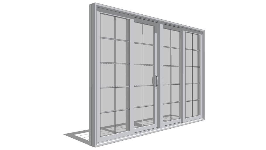 Pella Multi Slide Door