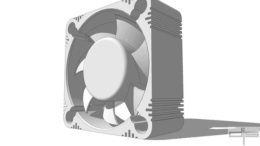 ec 60mm fan