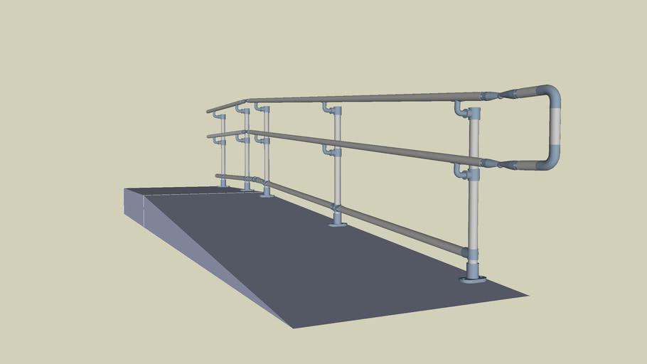 ADA Railing | 3D Warehouse