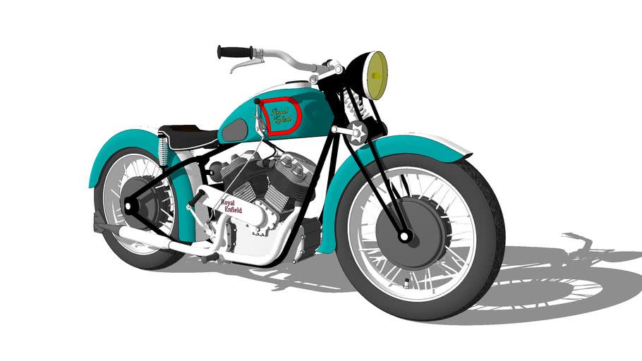 1937 Royal Enfield KX1140