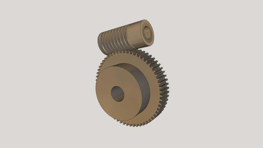 worm drive gears