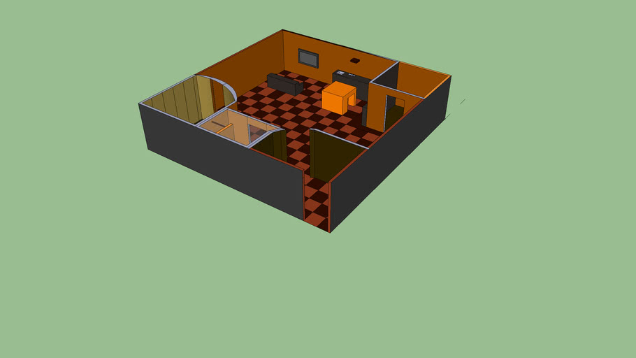 advanced chess house