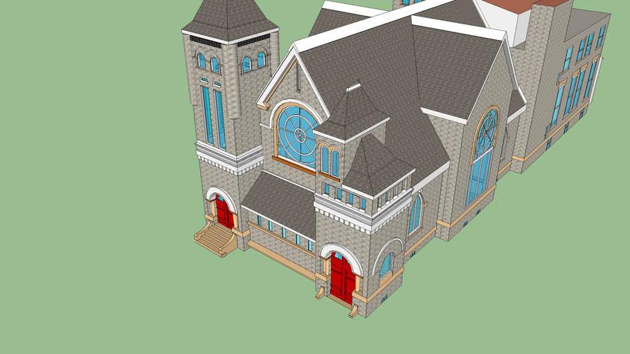Crestline First United Methodist Church
