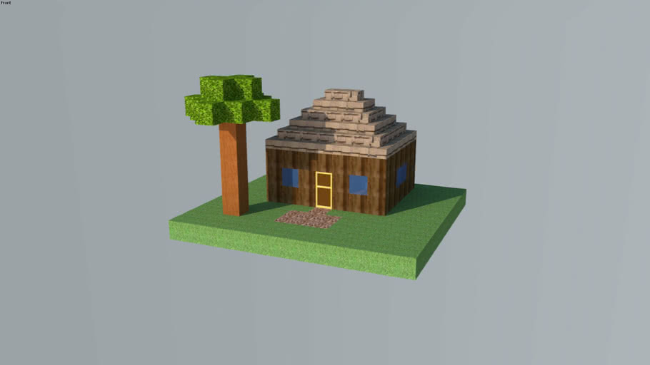 Minecraft Home (FEE5)