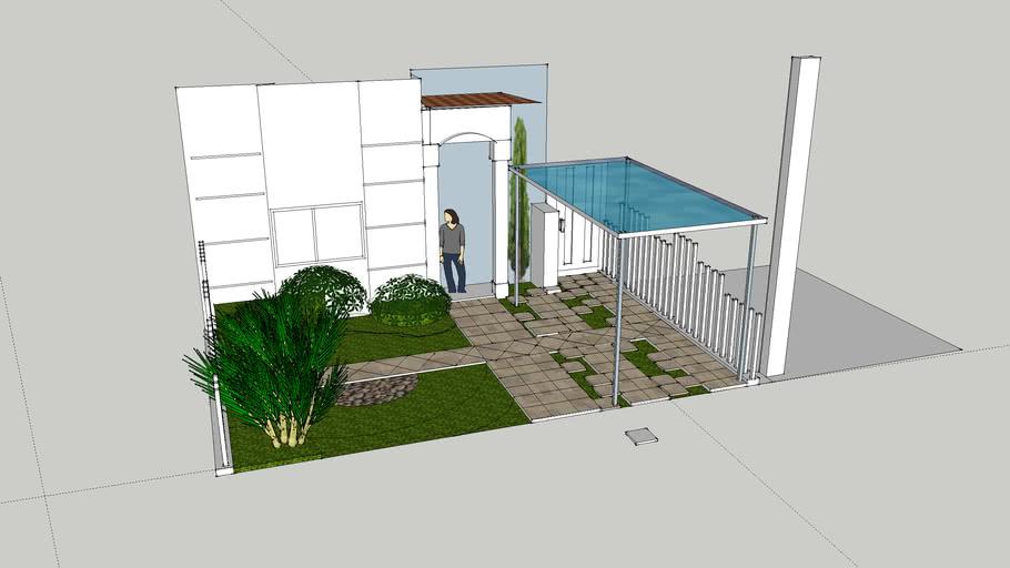 Casa Villa Club jardin 1