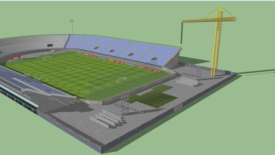 Estadio La Fortaleza