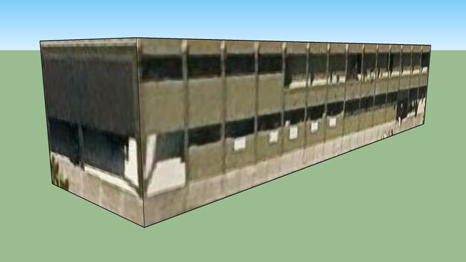 Edificio Militar Ciudad de México