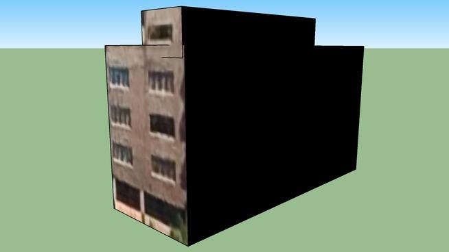 Edificio en Ciudad de México, DF, México Jefe Fillo