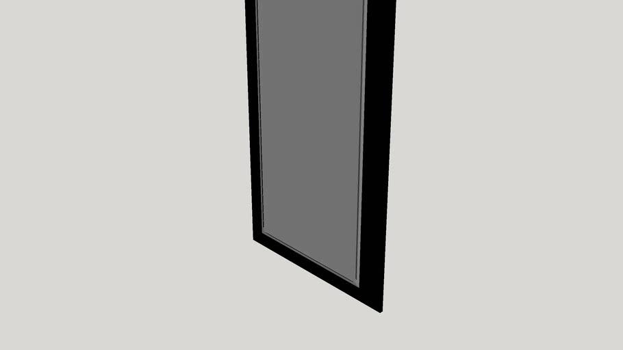 Full Length Leaning Mirror