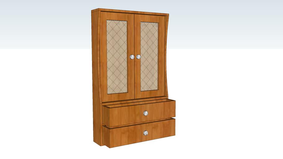 Kitchen Utensil Cabinet