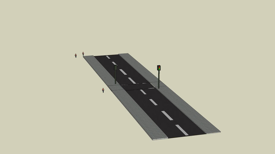 Traffic Lights/ Pelican Crossing