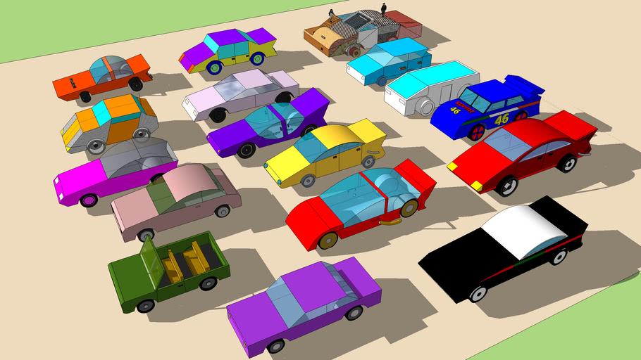 3B Scuola Masaccio 2008 - Tutte le Macchine