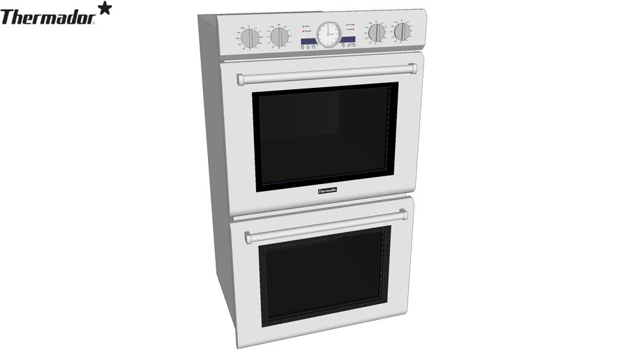 Thermador 30inch Professional Series Double Oven PODC302J